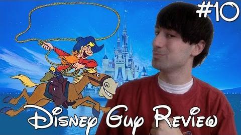 Disney Guy Review - Melody Time