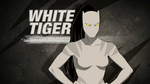 White tiger USM 1