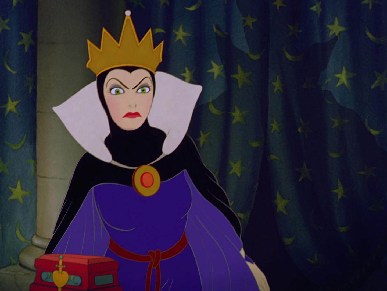Image snow white disney - Evil queen disney ...