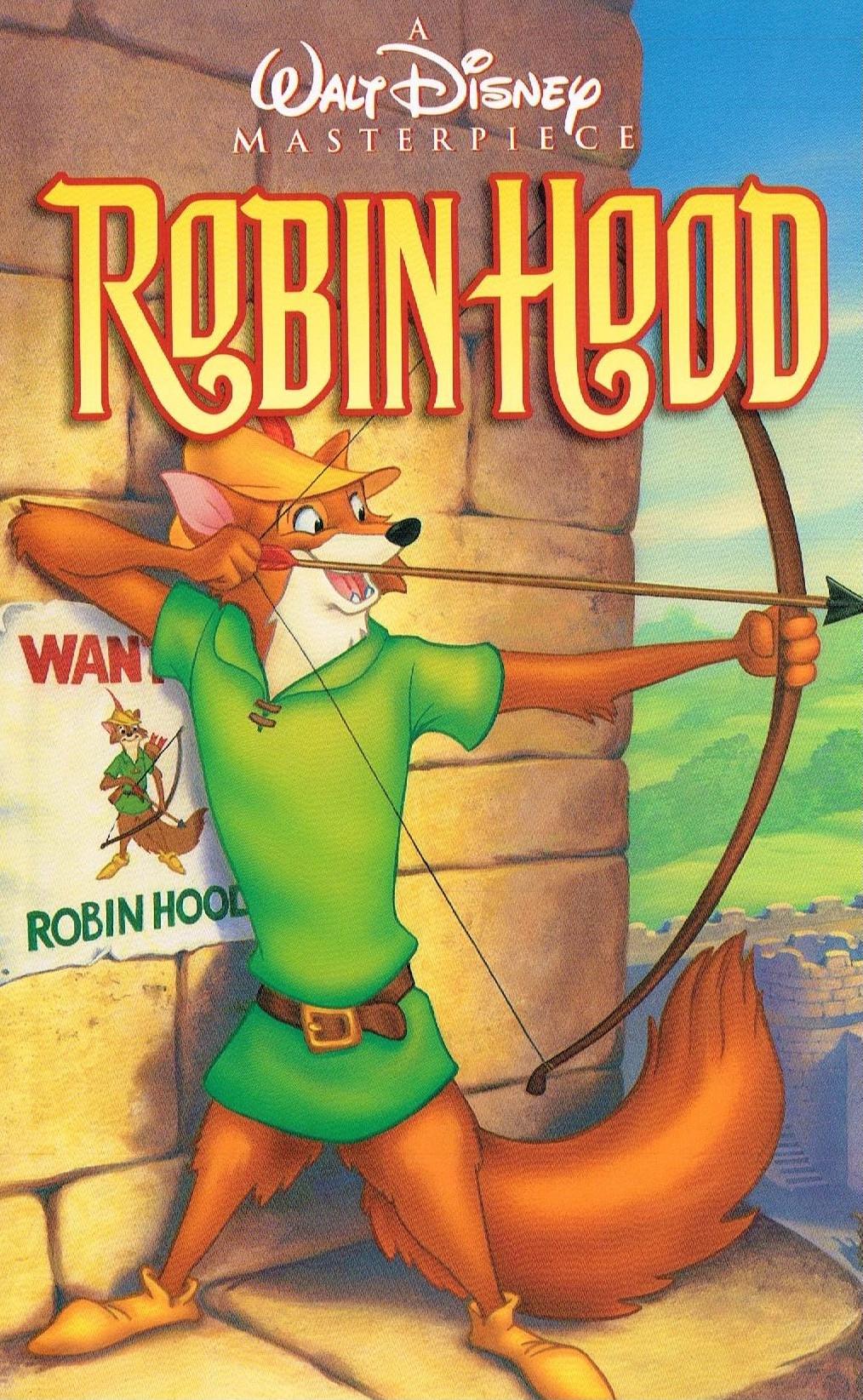 robin hood video disney wiki fandom powered by wikia