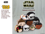 Star Wars The Force Awakens Tsum Tsum Tuesday UK