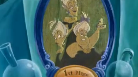 Ursula And Morgana S Mother Disney Wiki Fandom Powered