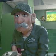 Mr. Tony Janitor