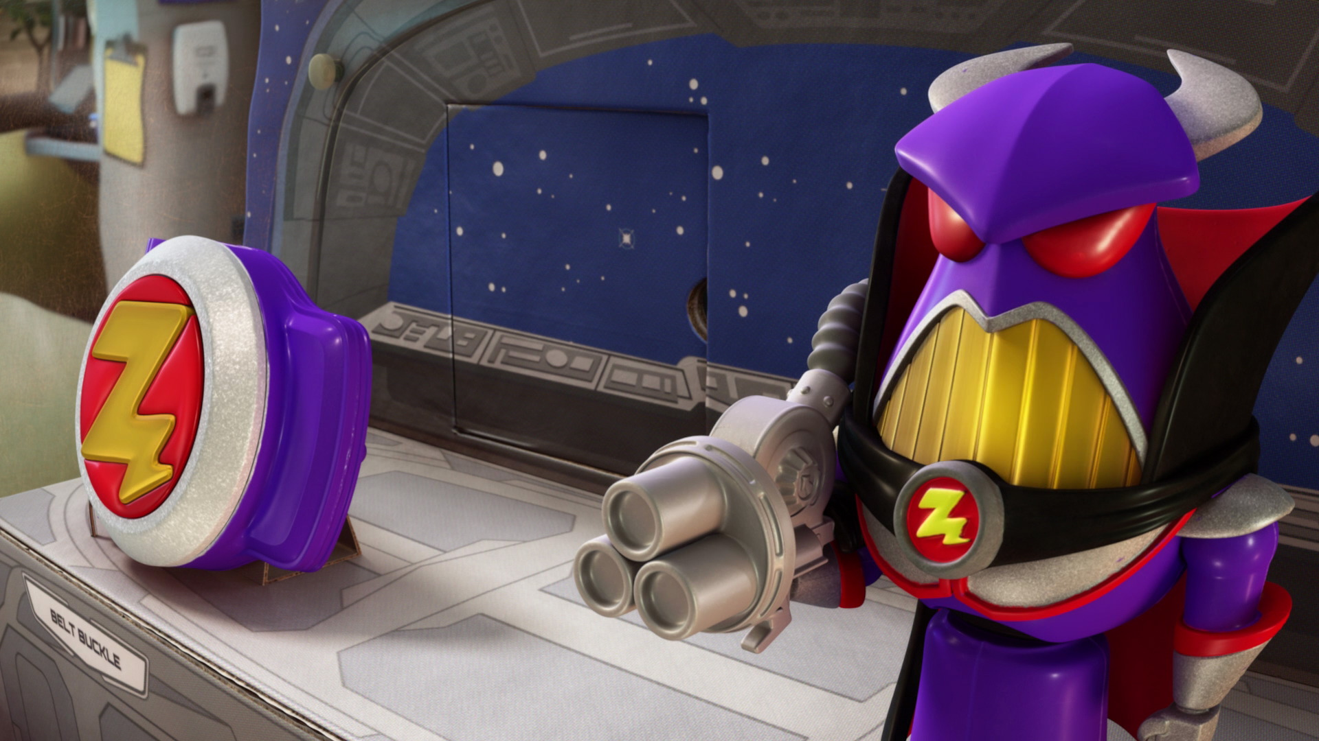 Fun Meal Emperor Zurg Disney Wiki Fandom Powered By Wikia
