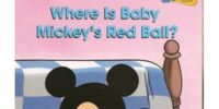 Where is Baby Mickey's Red Ball?
