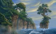Casa del Arbol de Tarzan