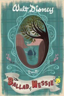 Ballad of Nessie Poster