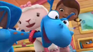 Stuffy, lambie and doc
