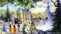 Tokyo-Disneyland-Beauty-and-the-Beast