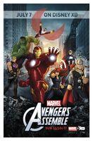 Avengers Assemble Poster