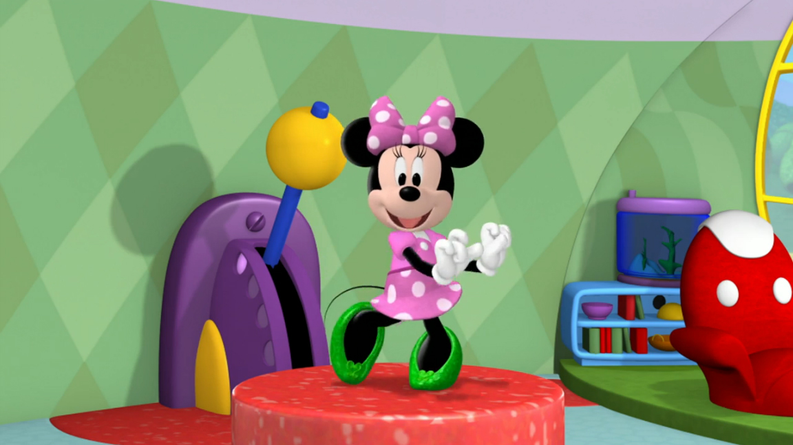 Mickey Mouse Clubhouse Mickey Mouse Hot Dog Dance