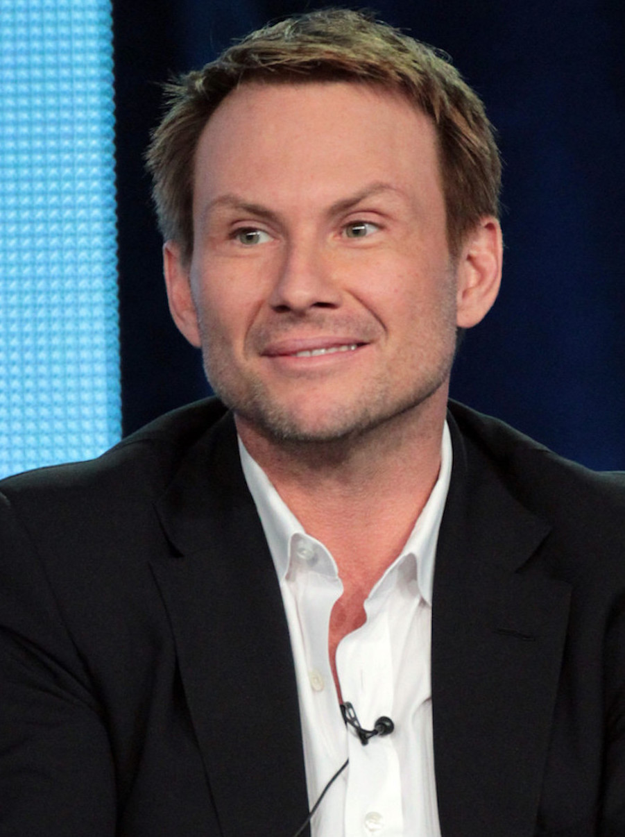'Mr. Robot's' Christian Slater hints at lots of 'chaotic ... |Christian Slater 1989