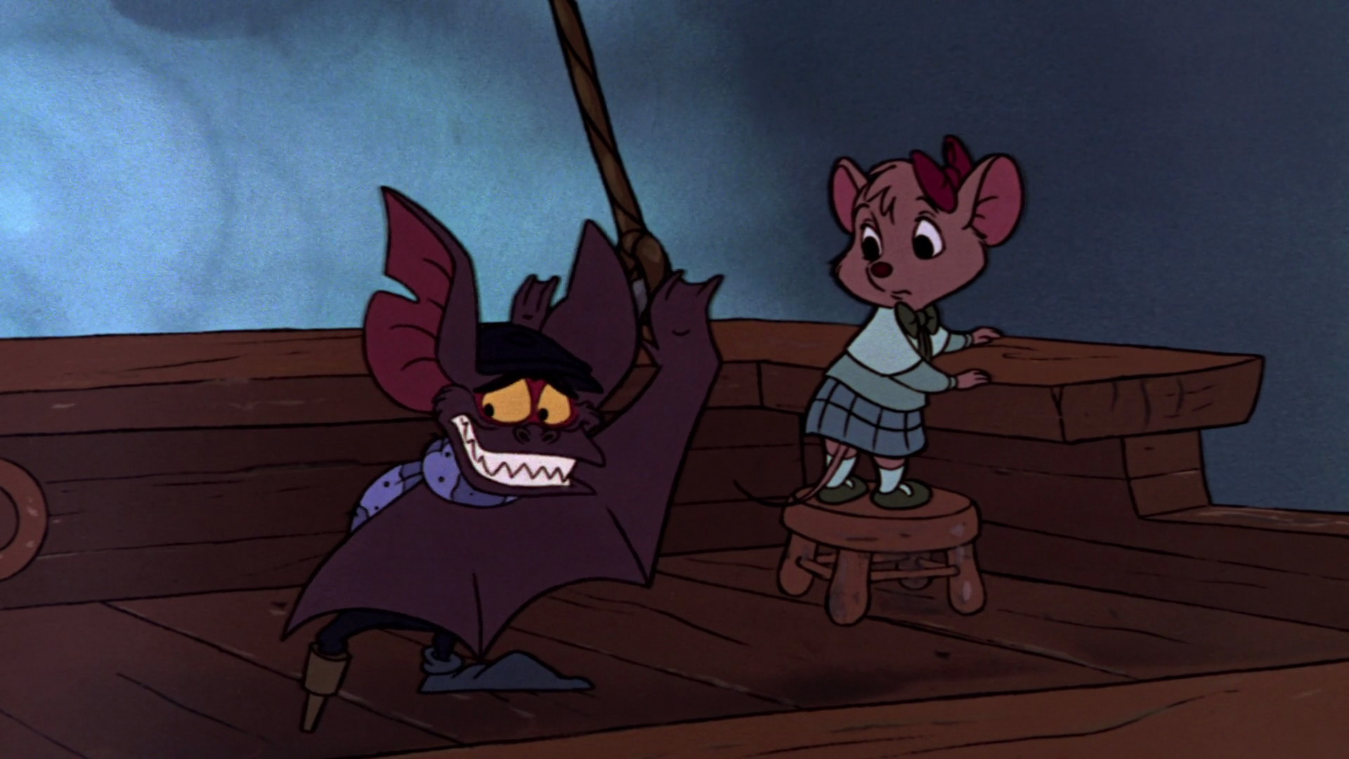 Image Great Mouse Detective Disneyscreencaps Com 7603