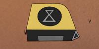 Tape Measure Time Machine