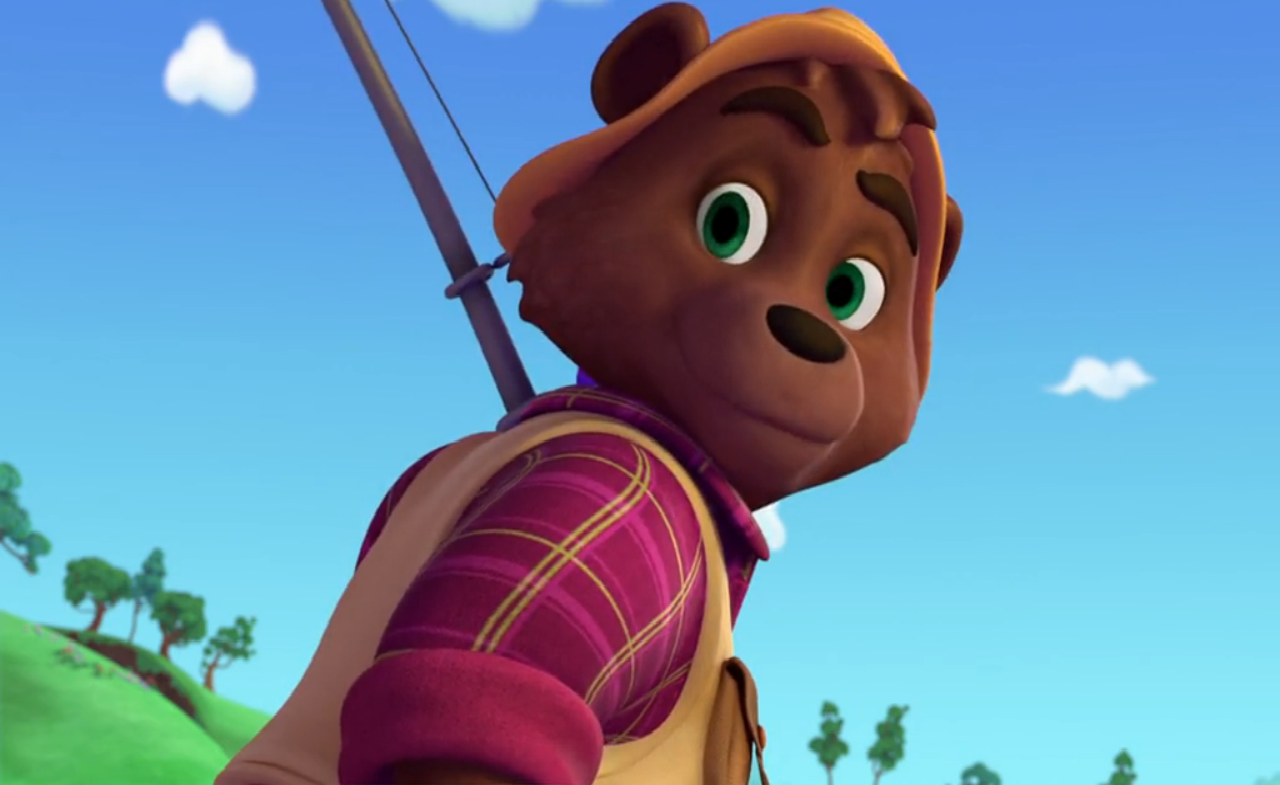 papa bear disney wiki fandom powered by wikia