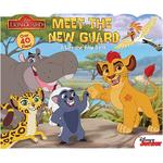 Lion Guard Meet the New Guard Book