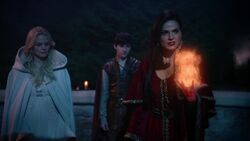 Once Upon a Time - 5x05 - Dreamcatcher - Fireballs