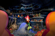 Under the Sea Ariel's Grotto