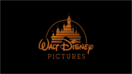WALT DISNEY PICTURES 2000 LOGO CLOSING