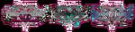 Kingdom Hearts HD 2.8 Final Chapter Prologue Logo's