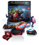 Playmation Avengers Set Render