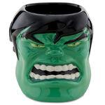 Sculptured Hulk Mug