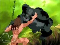Tarzan-Mysterious Visitor5