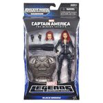 Black Widow TWS Action Figure 1