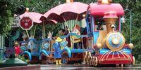 Mickey's Rainy Day Express