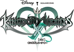 Kingdom Hearts X (chi) Logo