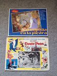 The sword in the stone mexican lobby cards