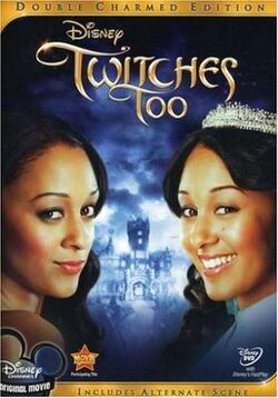 Twitches Too DVD