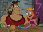 Dave the Barbarian 1x21 Happy Glasses 629033