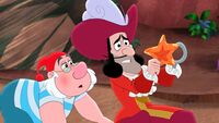 Smee-Hook-Sandy-Jake's Starfish Search