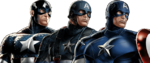 Captain America Banner Multi