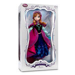 Frozen Winter Anna 2014 Limited Edition Doll Boxed