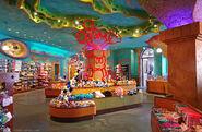 Galleria Disney Inside