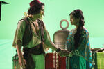 Once Upon a Time - 6x05 - Street Rats - Production Images - Aladdin and Jasmine 3