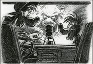 Disney's A Goofy Movie - Storyboard by Andy Gaskill - 14