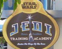 Jedi Academy Logo