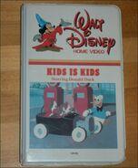 Kids Is Kids VHS