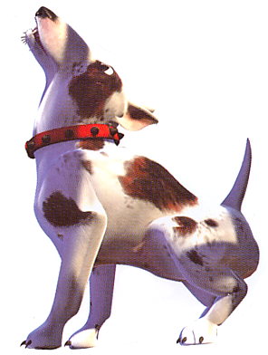 Toy Story Sids Dog