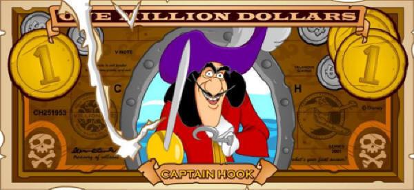 File:Captain Hook's One Villain dollar bill.jpg