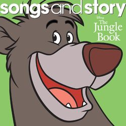 Songs and Story The Jungle Book Cover