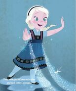 Little golden book frozen.