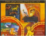 The Lion King SE 2003 Gift Set UK DVD