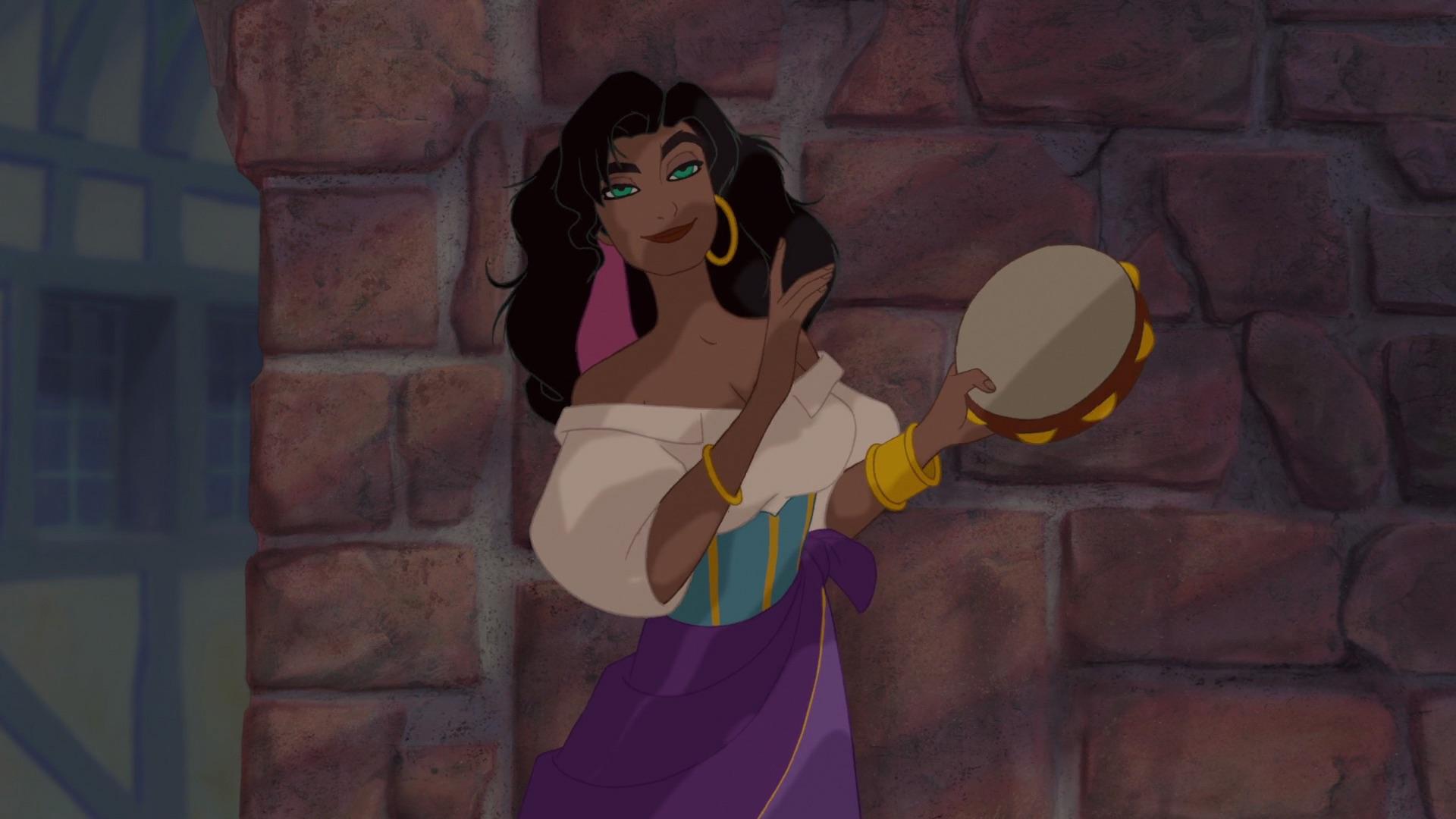 Princess esmeralda coloring pages - Image Esmeralda The Hunchback Of Notre Dame 1 Jpg Disney Wiki Fandom Powered By Wikia
