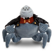 Henry J. Waternoose Plush - Monsters, Inc. - 8''