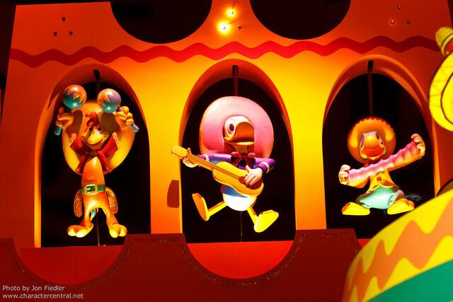 File:Three Caballeros It's a Small World.jpg