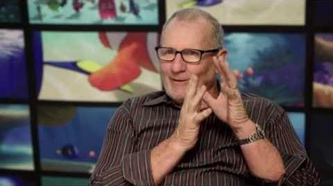 "Finding Dory ""Hank"" Ed O'Neill Behind The Scenes Interview"